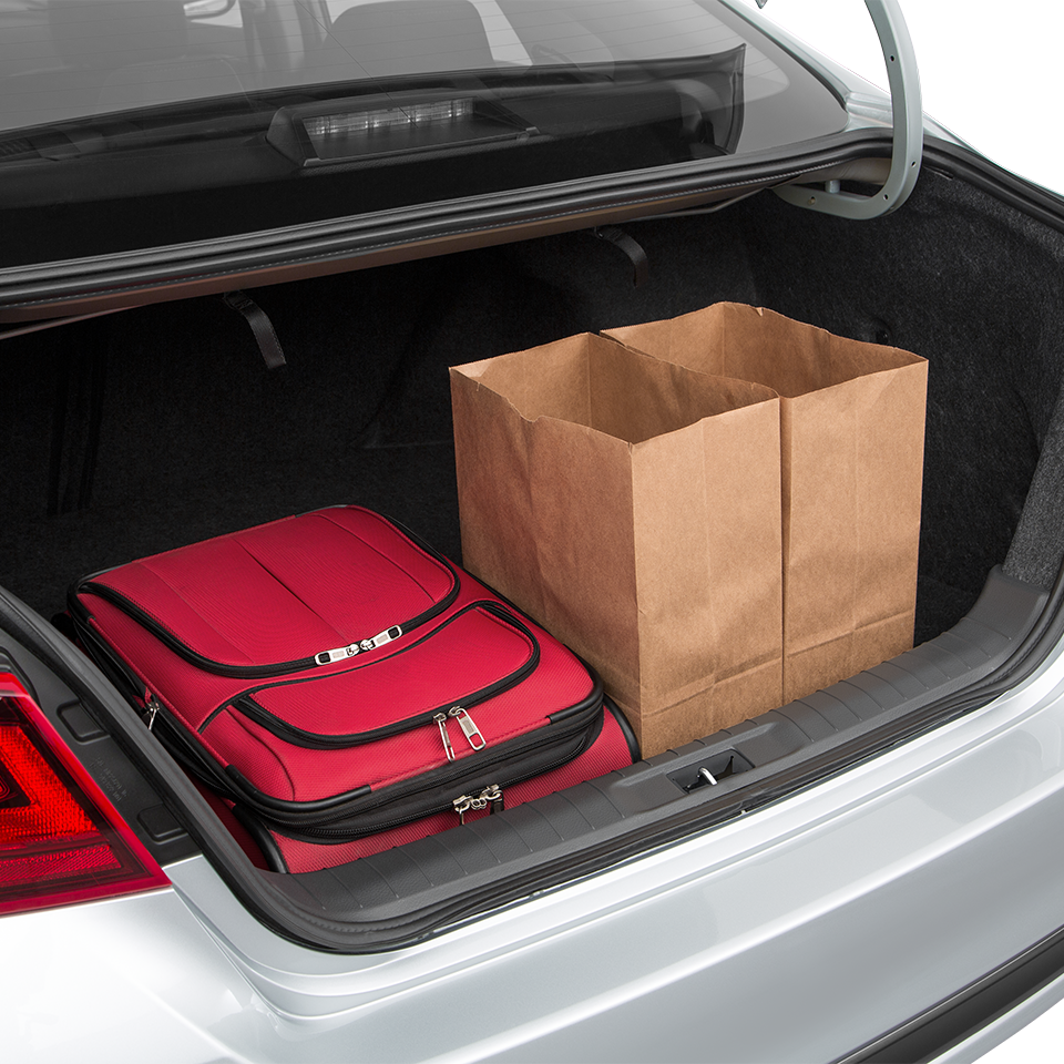 2017 Nissan Altima Cargo Space