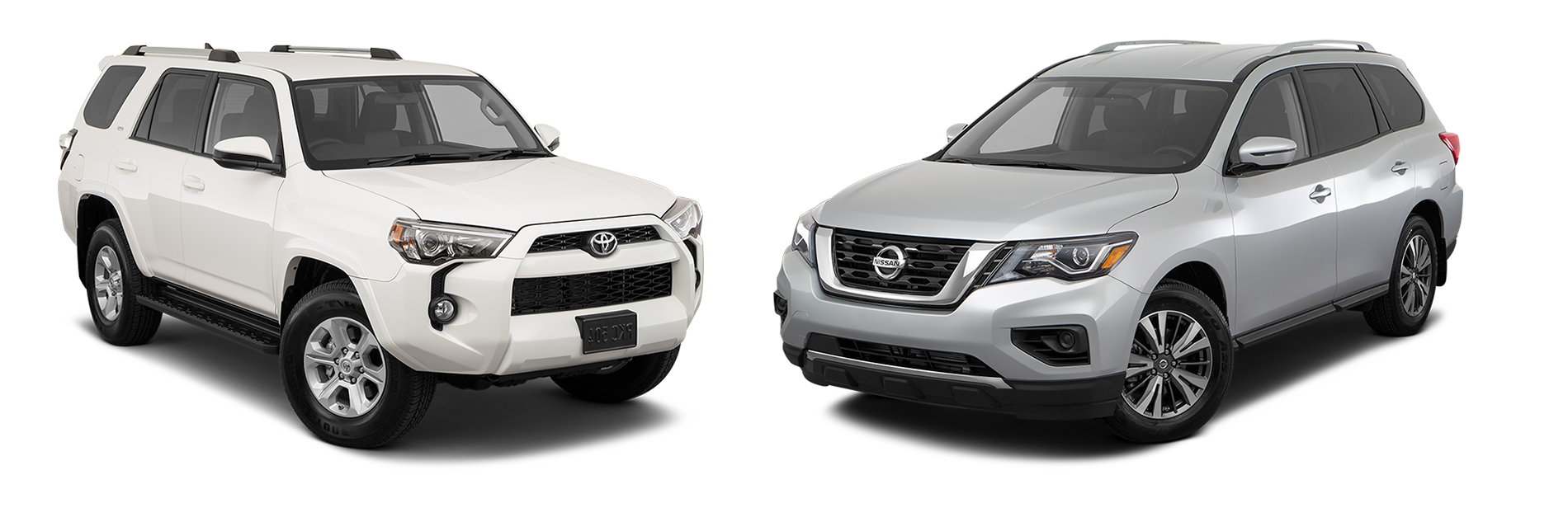 Nissan Pathfinder vs 4Runner