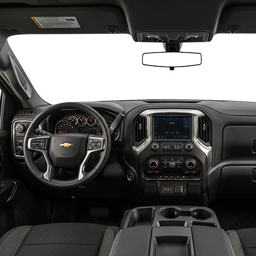 2019 Chevrolet Silverado Steering Wheel