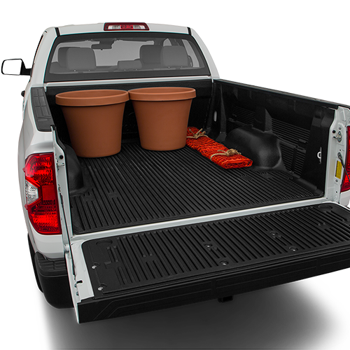 2019 Toyota Tundra Trunk space