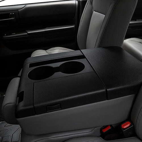 2019 Toyota Tundra Center Console