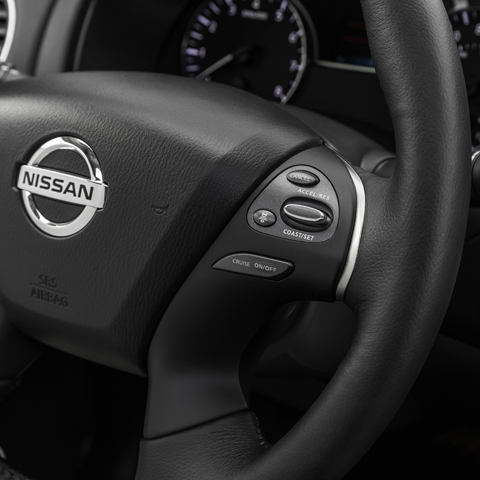 2019 Nissan Pathfinder Safety Features