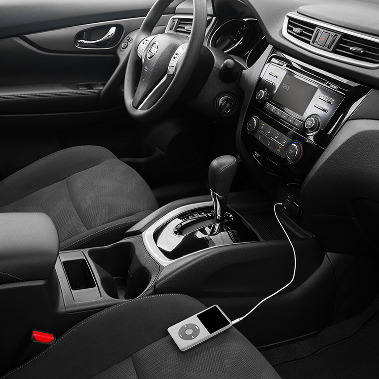2016 Nissan Rogue Technology Features