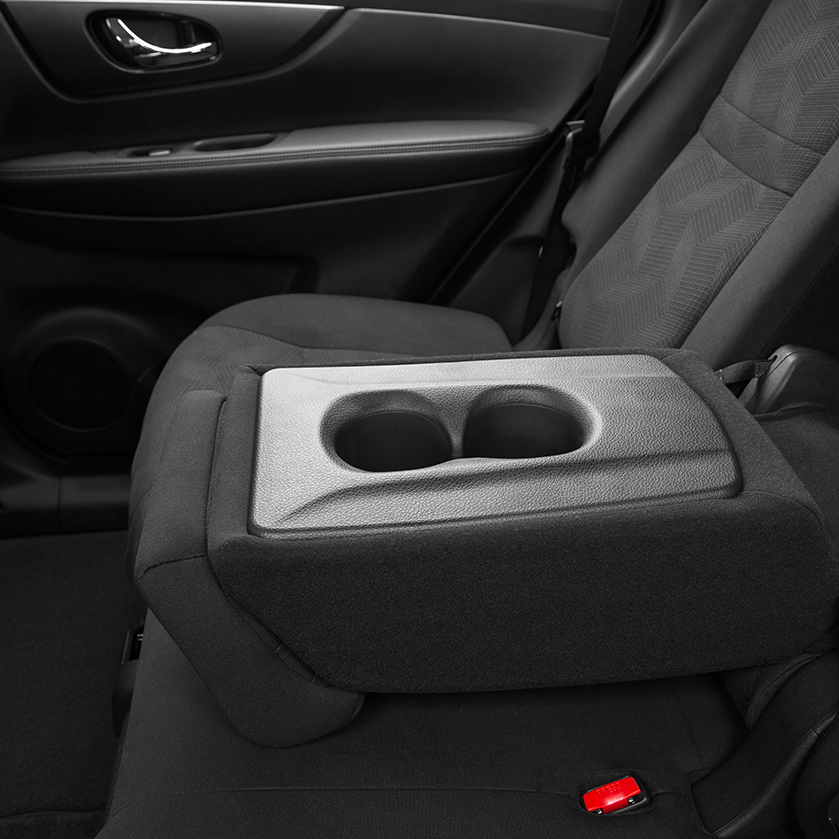 2016 Nissan Rogue Center Console