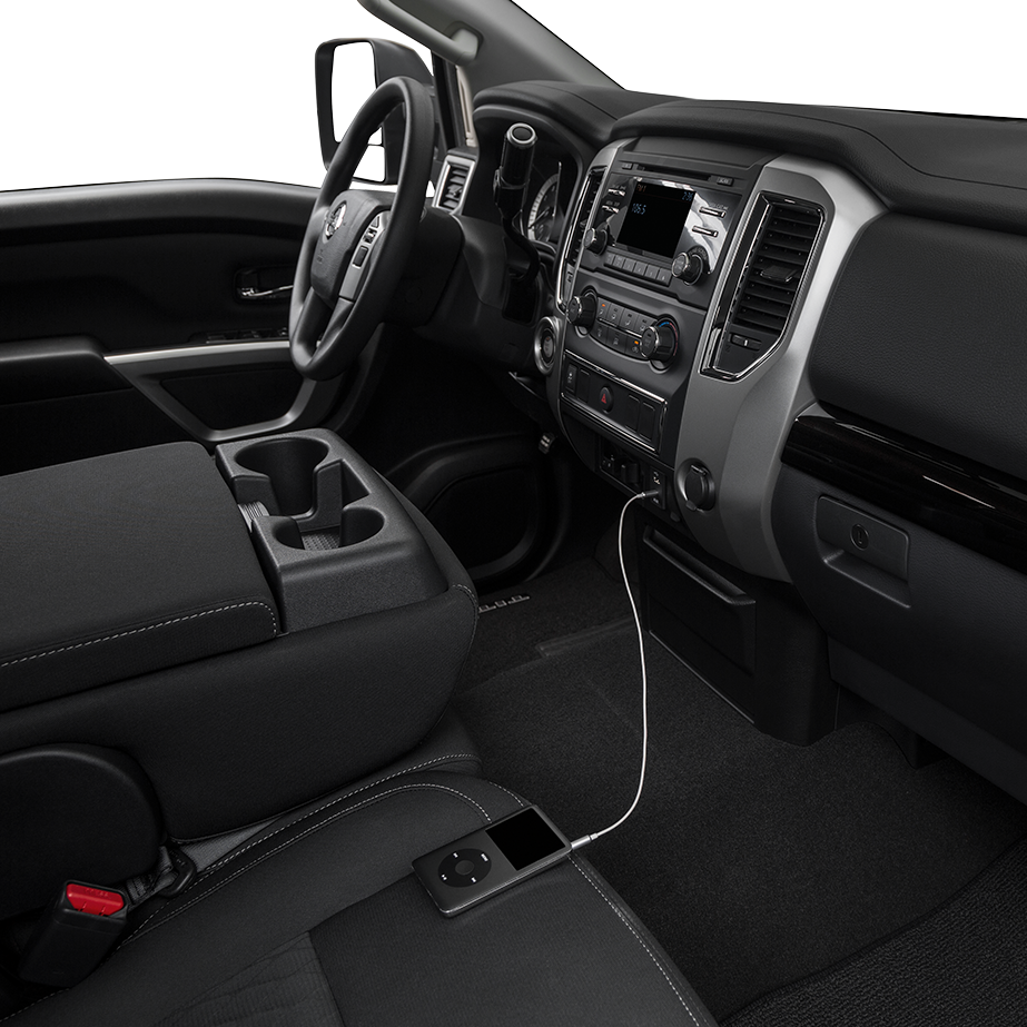2017 Nissan Titan XD Technology Features