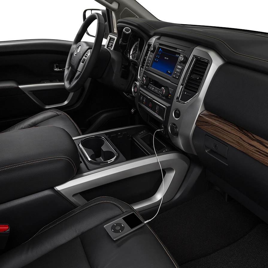 Nissan Titan XD Technology Features