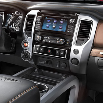 2018 Nissan Titan Technology Features