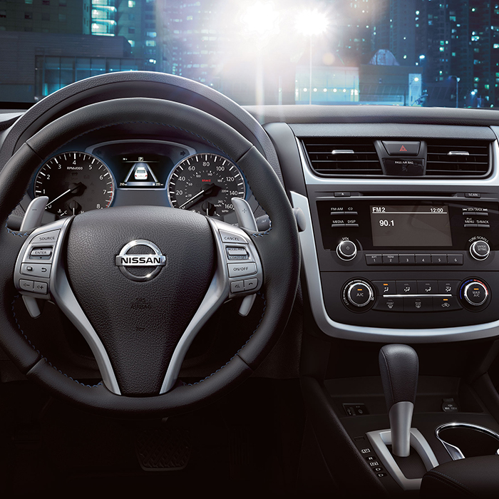 Experience The 2017 Nissan Altima In San Marcos Tx