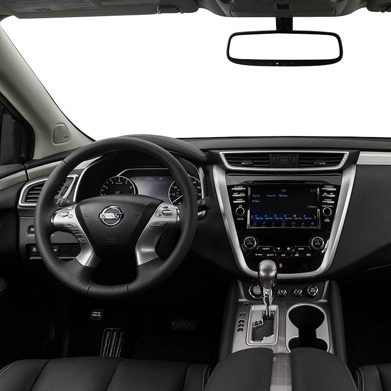 Techy Interior Features Of The 2017 Murano