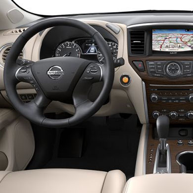 2018 Nissan Pathfinder At Nissan Of San Marcos