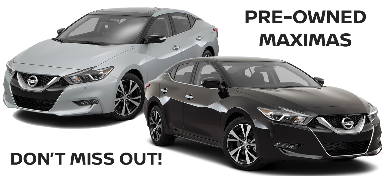 Used Maxima Specials in Texas | Nissan of San Marcos
