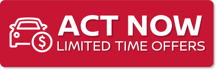 Act Now - Limited Time Offers