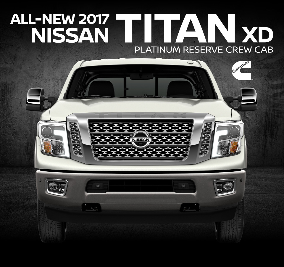 All-New 2016 Nissan Titan Special