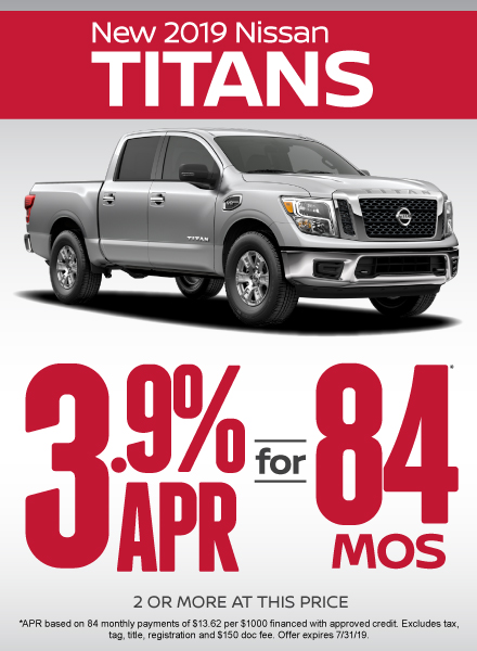 Titan Special - Click Here to Take Advantage of this Offer
