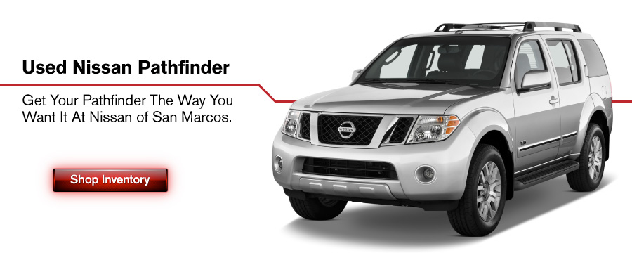 Austin buyers find the best deal on used Nissan Pathfinders
