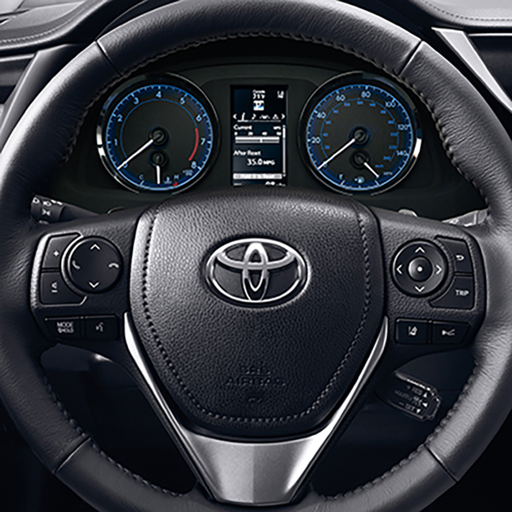 2019 Toyota Camry Front Interior