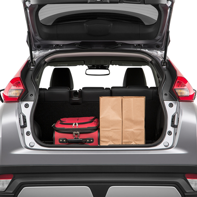 Mitsubishi Eclipse Cross Cargo Space