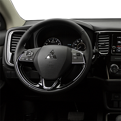 Outlander Steering Wheel