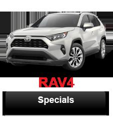 Toyota RAV4 specials