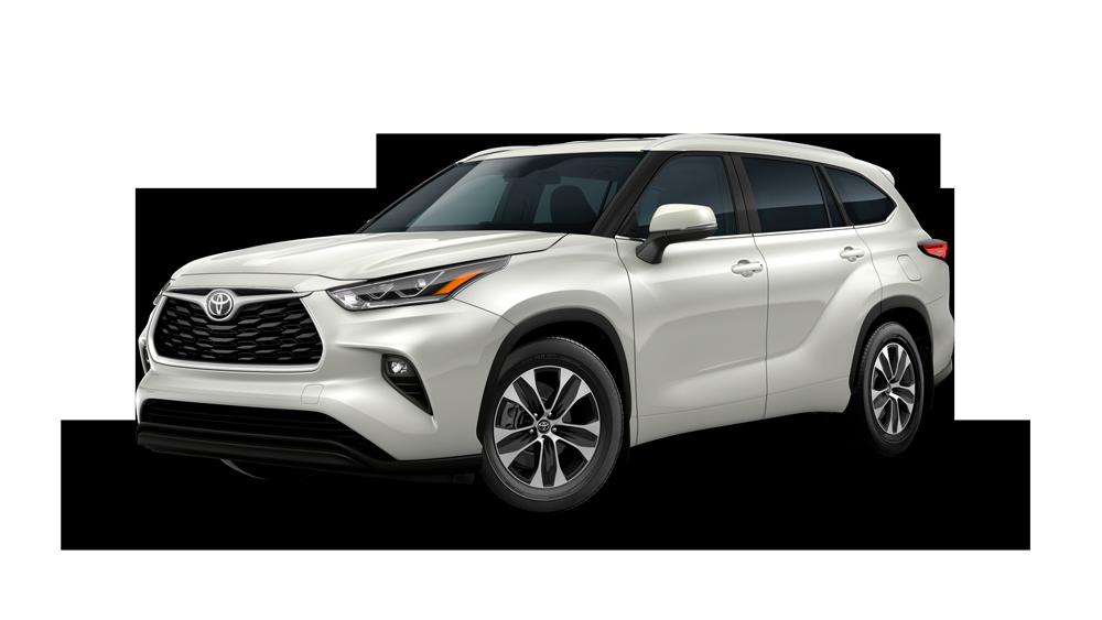 2021 Toyota Highlander in Greenville, MS