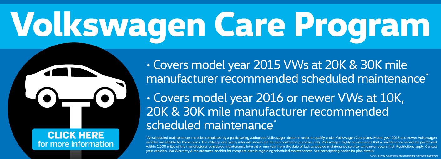 Volkswagen Care Program