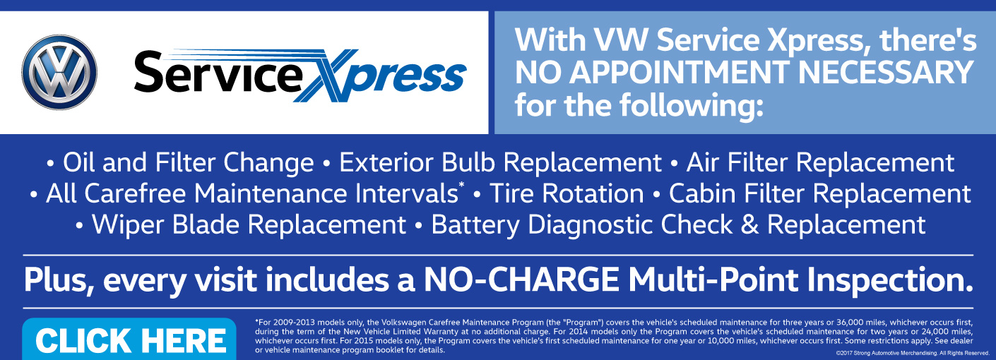 VW Service Xpress