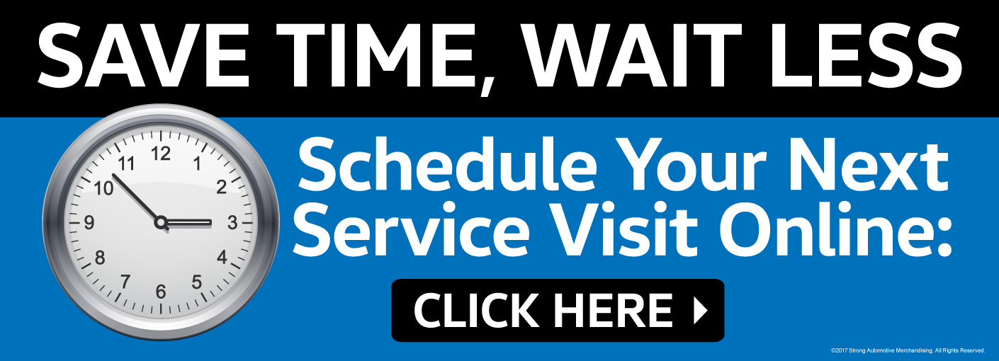 Schedule Your Service Now