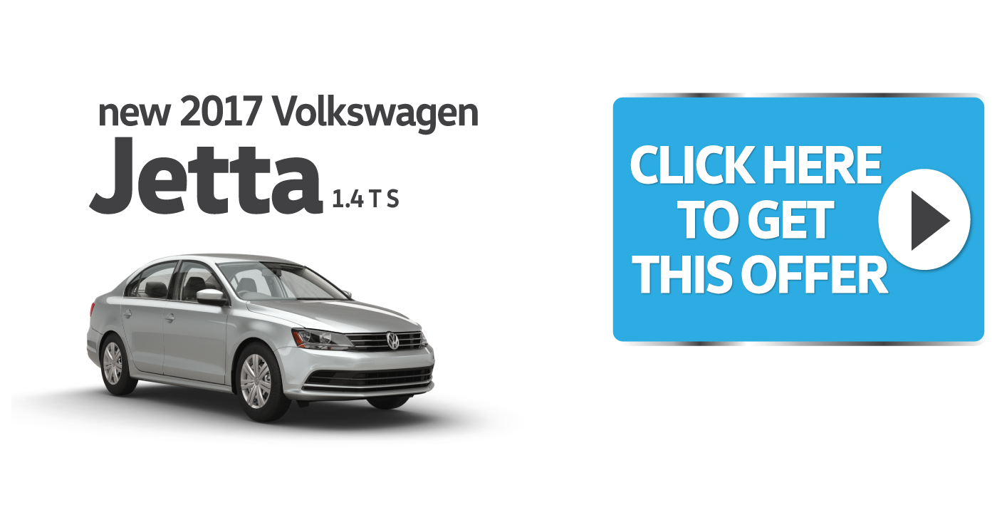 new 2017 Volkswagen Jetta Special