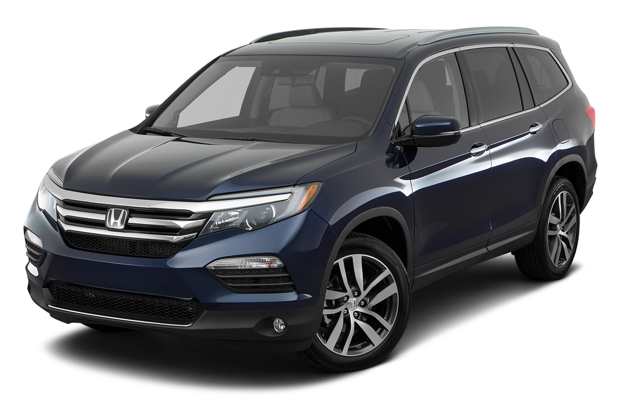 Honda pilot stylish family suv for Honda pilot lease deals nj