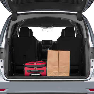 Odyssey Trunk space