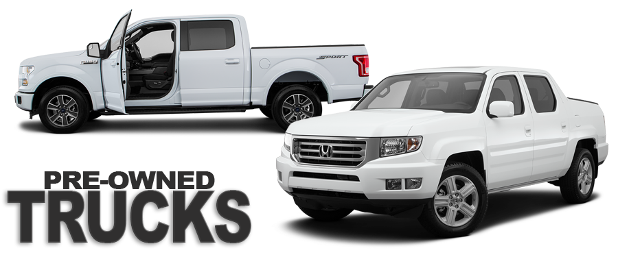 Used Honda Trucks