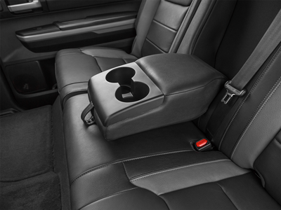 2020 Toyota Tundra Cup Holders