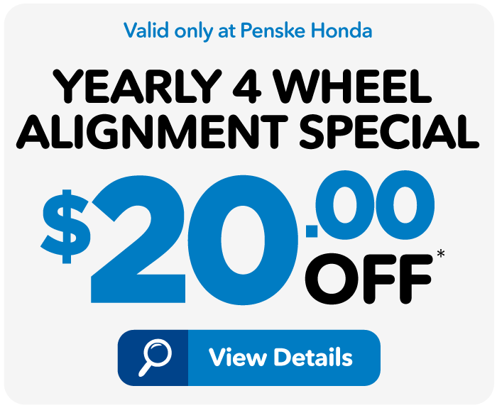 All-Wheel Alignment Special - Only $69.95 - Click for details
