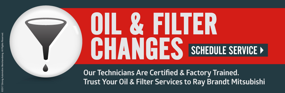 Oil & Filter Changes - Click Here Schedule Service