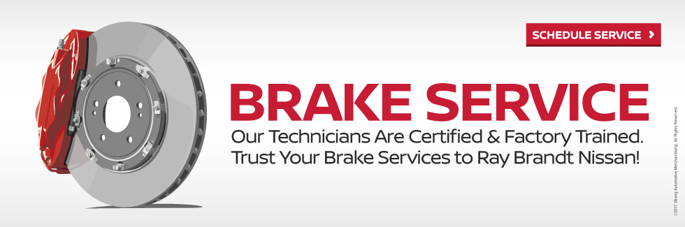 Brakes - Click Here Schedule Service