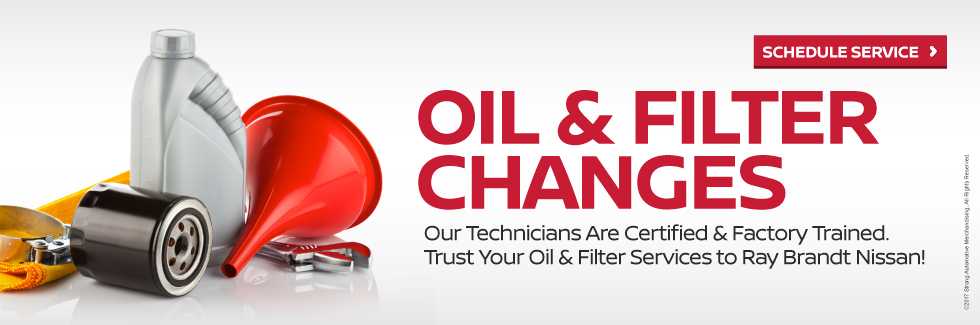 Oil Changes - Click Here Schedule Service