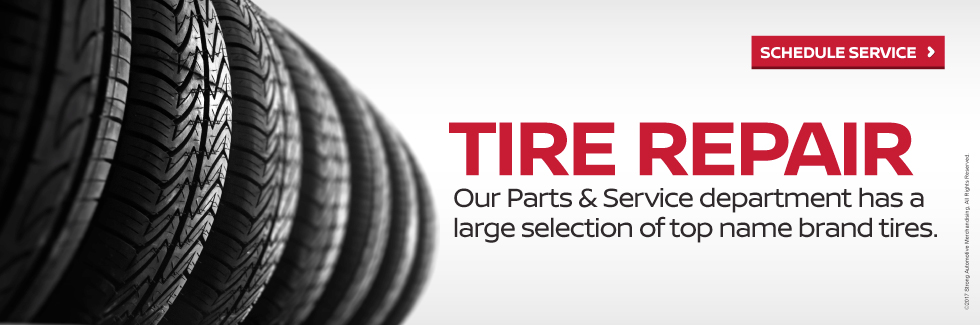 Tires - Click here Schedule Service
