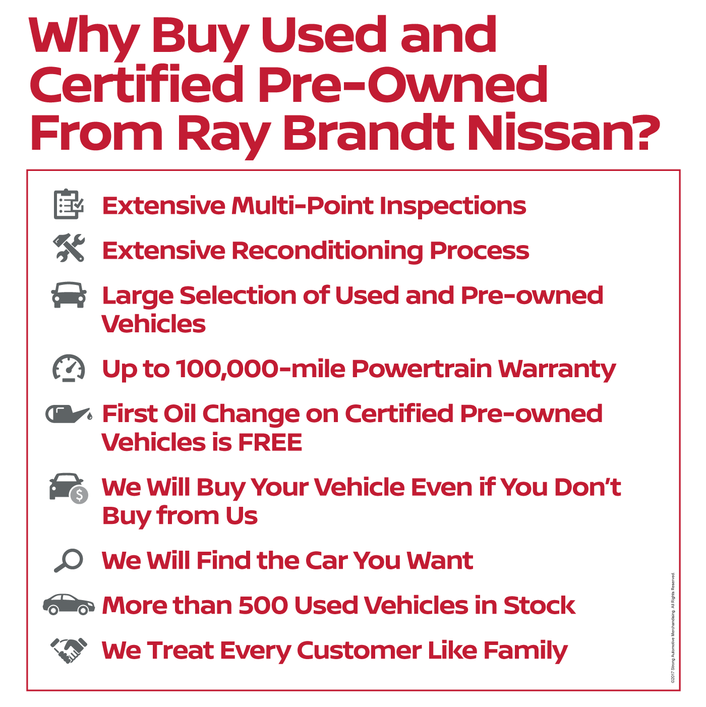 Why Buy Used and Certified Pre-Owned from Ray Brandt Nissan?