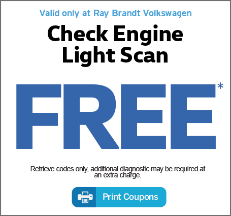 City volkswagen service coupons