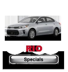 Kia Rio Specials