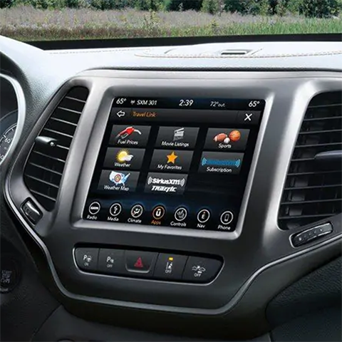 2019 Jeep Cherokee Technology Features