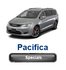Chrysler Pacifica Specials in Springfield