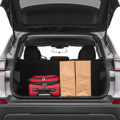 Jeep Cherokee Trunk