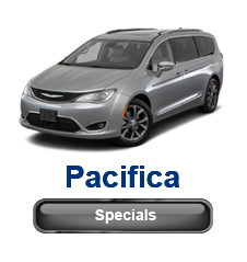 Chrysler Pacifica Specials Sycamore, IL