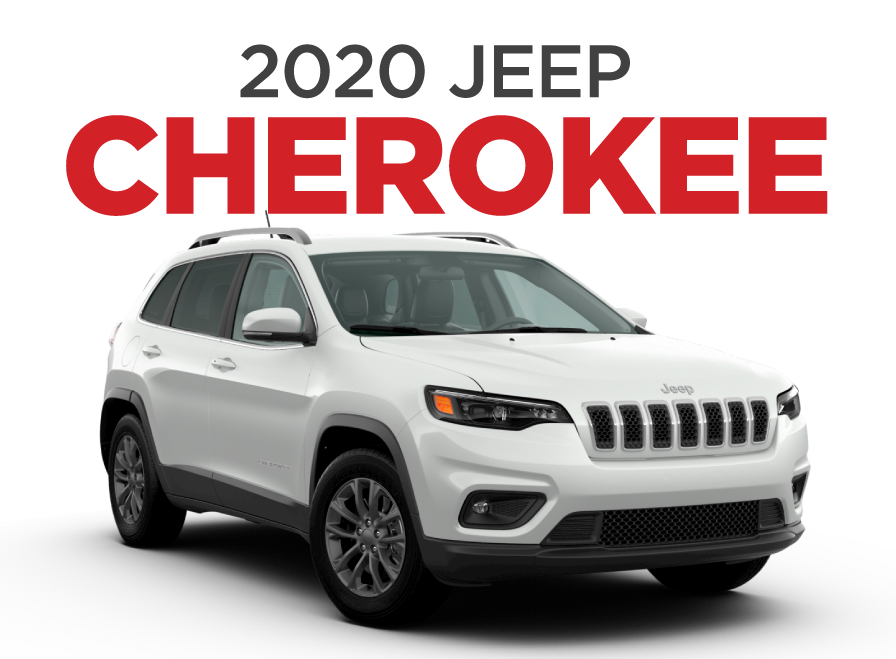 New 2020 Jeep Cherokee Specials