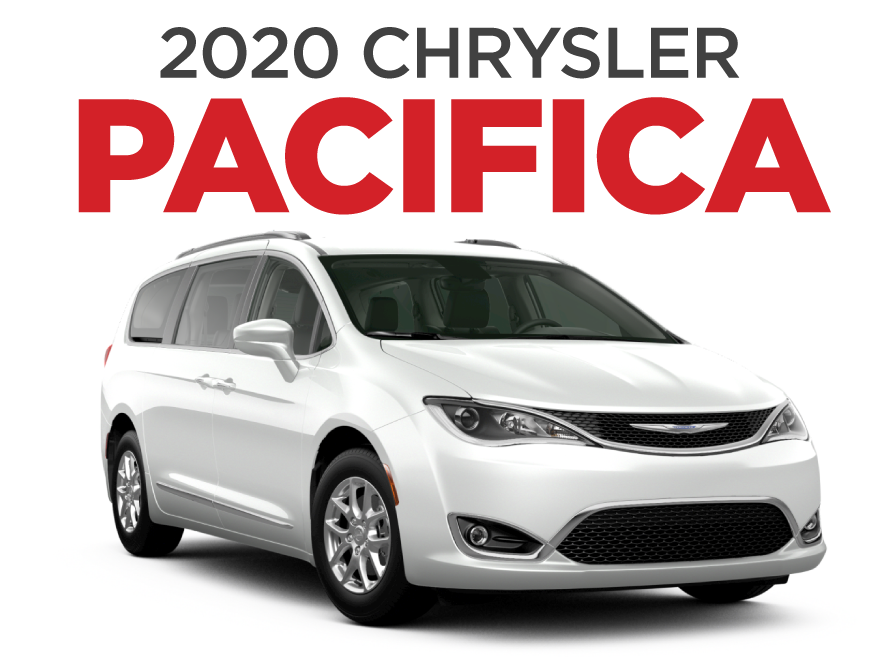 New 2020 Chrysler Pacifica Specials