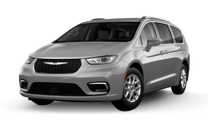 New 2021 Chrysler Pacifica
