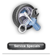 Service Specials at Safford CDJR of Winchester
