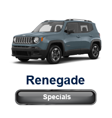 Jeep Renegade Specials