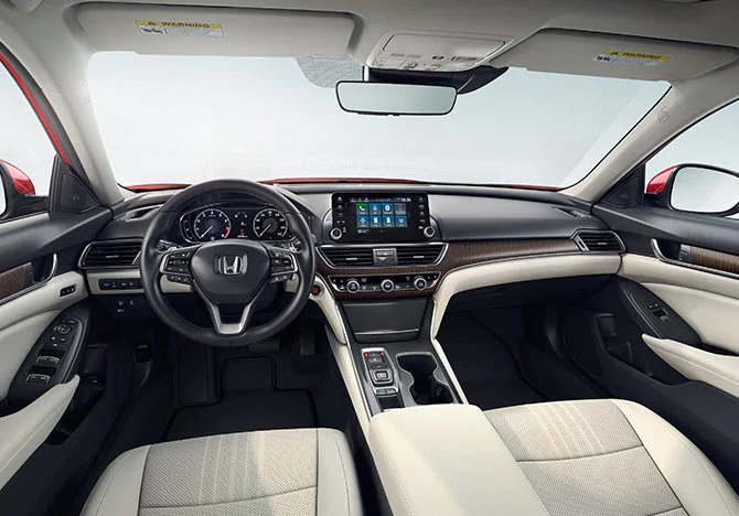 2021 Honda Accord Steering Column